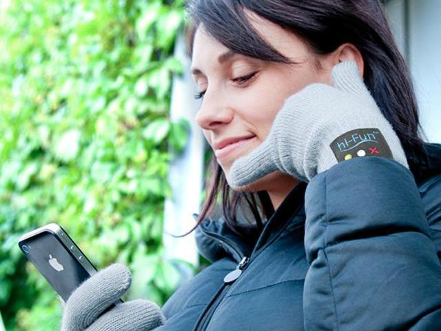 Hi-Fun Hi-Call Bluetooth Glove