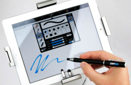 how to use s pen without touching the screen
