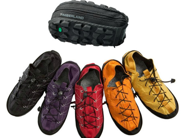 Timberland Radler Camp Shoes Review