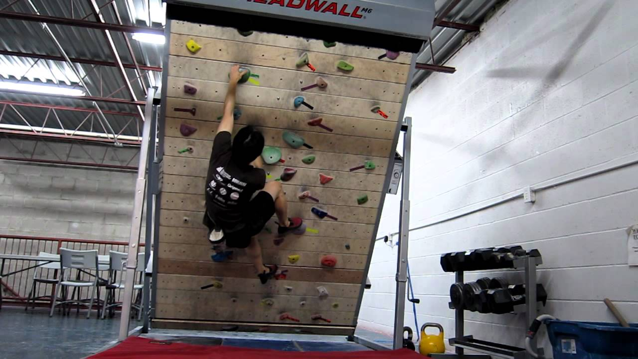 Climbing Wall Treadmill Getdatgadget