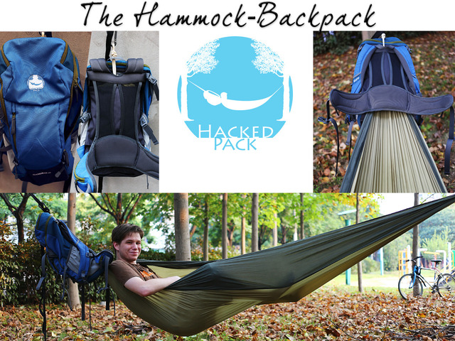 HackedPack Backpack