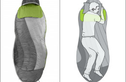 Nemo Nocturne Sleeping Bag Matches the Way You Sleep