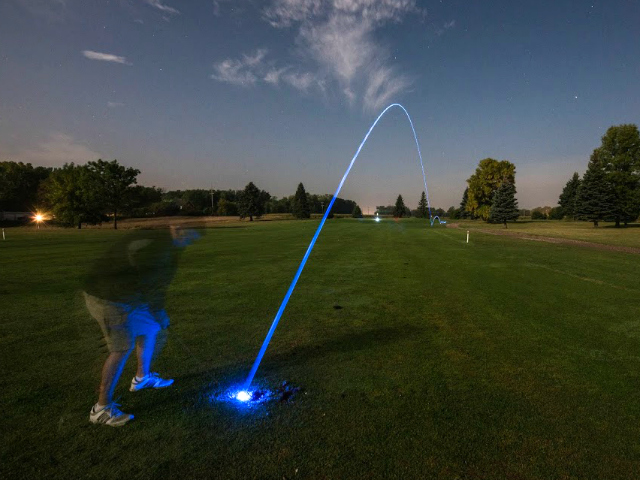 Night Sports LED Golf Ball