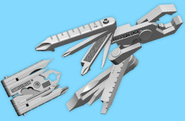 Swiss+Tech Micro-Max 19-in-1 Pocket Tool