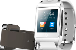 inWatch Z Smartwatch Wants to Replace Your Smartphone