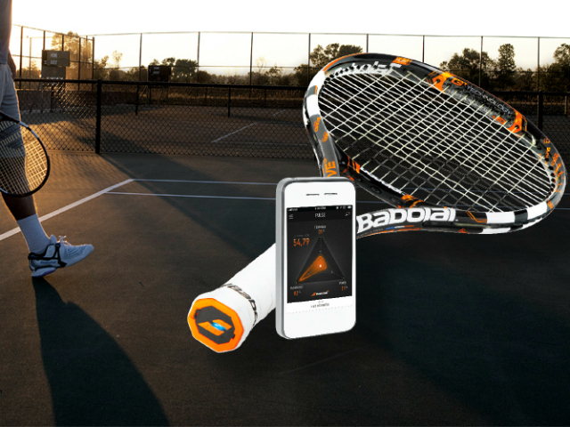 babolat play pure drive brings your tennis to the next level getdatgadget. Black Bedroom Furniture Sets. Home Design Ideas