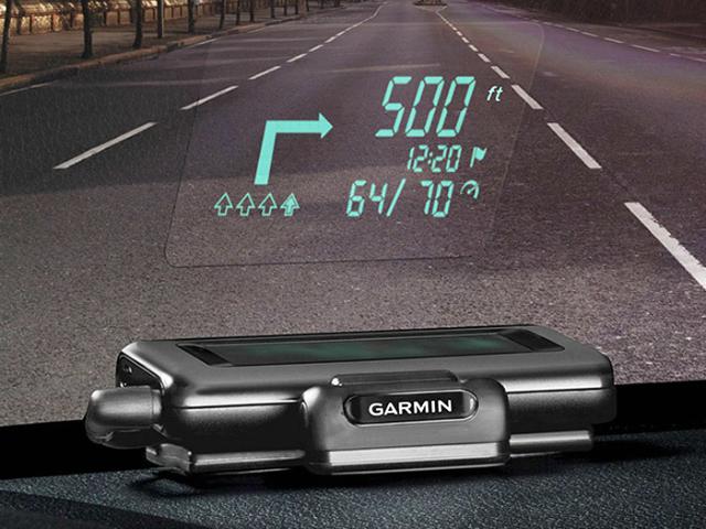 garmin head up display makes your car feel like a jet. Black Bedroom Furniture Sets. Home Design Ideas