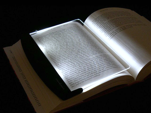 Led book light