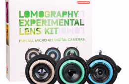 Lomography Experimental Lens Kit Brings Back Creativity to Digital Photography