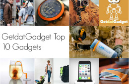 GetdatGadget Top 10 Gadgets – August 2014