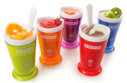 Zoku Slush and Shake Maker Creates Slushies on Demand