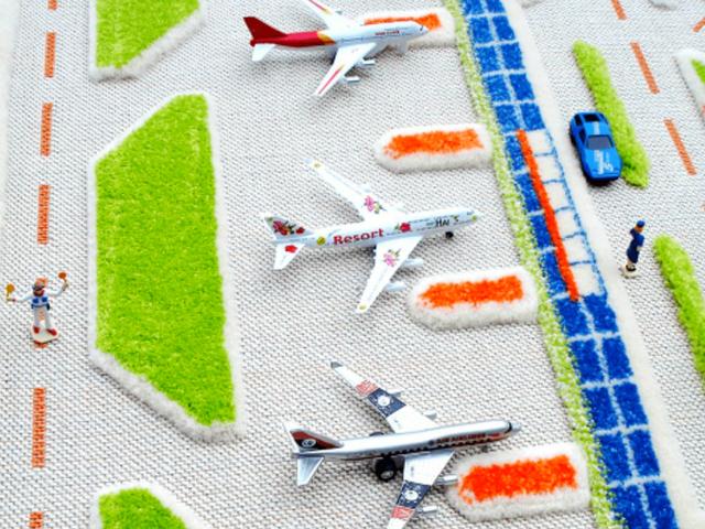 3D Play Carpet