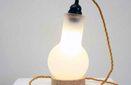 Duffy Lab Flask Lamp