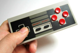 8Bitdo Wireless Classic NES Controller for iOS and Android