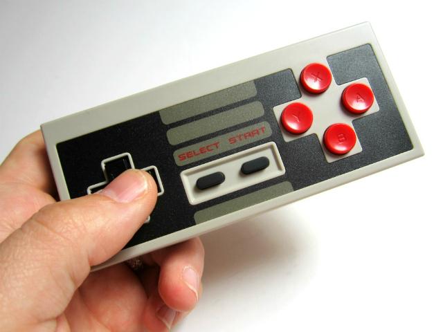 8Bitdo Wireless Classic NES Controller