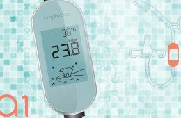 Save Water & Energy with Amphiro A1 Smart Meter for Shower