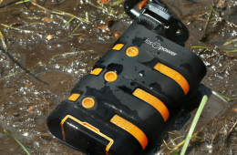 FosPower PowerActive 9000mAh Rugged Power Bank