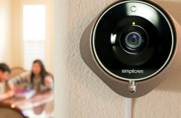 Simplicam WiFi Security Camera with Face Detection
