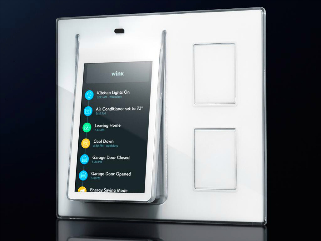 Wink Relay - Instant Access To Your Connected Home