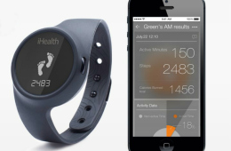 Budget Friendly iHealth Wireless Activity and Sleep Tracker for iOS