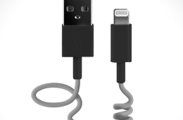 Delton LUX Flex Lightning USB Cable