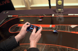Anki DRIVE Takes Slot Car Racing to the Next Level