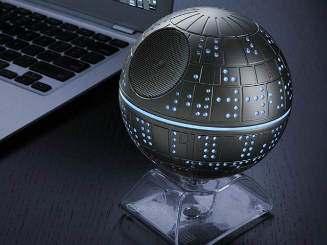 Death Star Bluetooth Speaker