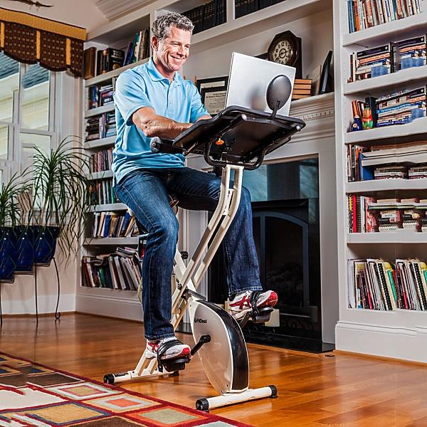 fitdesk v20 desk exercise bike