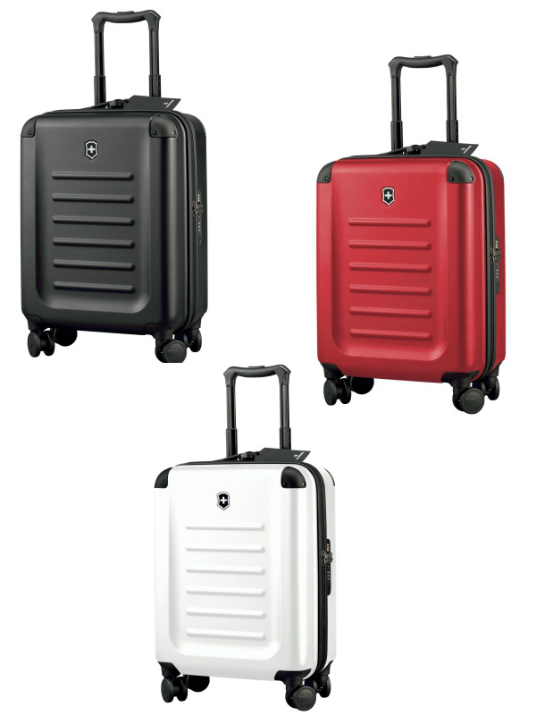 Travel Convenience With the Victorinox Luggage Spectra 2.0 ...