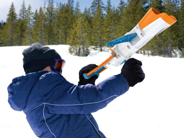 Whamo Snow Crossbow