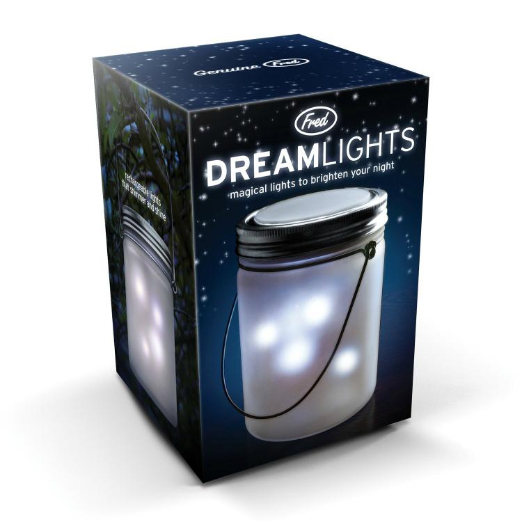 Fred Dreamlights Firefly Jar Getdatgadget
