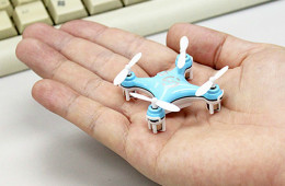 Cheerson CX-10 Mini RC Quadcopter – World's Smallest Quadcopter