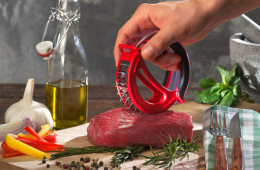Get the Best Tasting Steak with Microplane Meat Tenderizer
