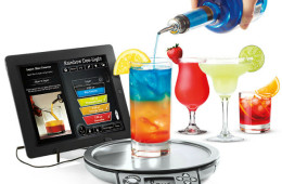Prep pad smart food scale cum nutritionist getdatgadget for Cocktail app and scales