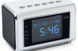 Spy on Intruders with the 4-in-1 Hidden Camera Radio Clock