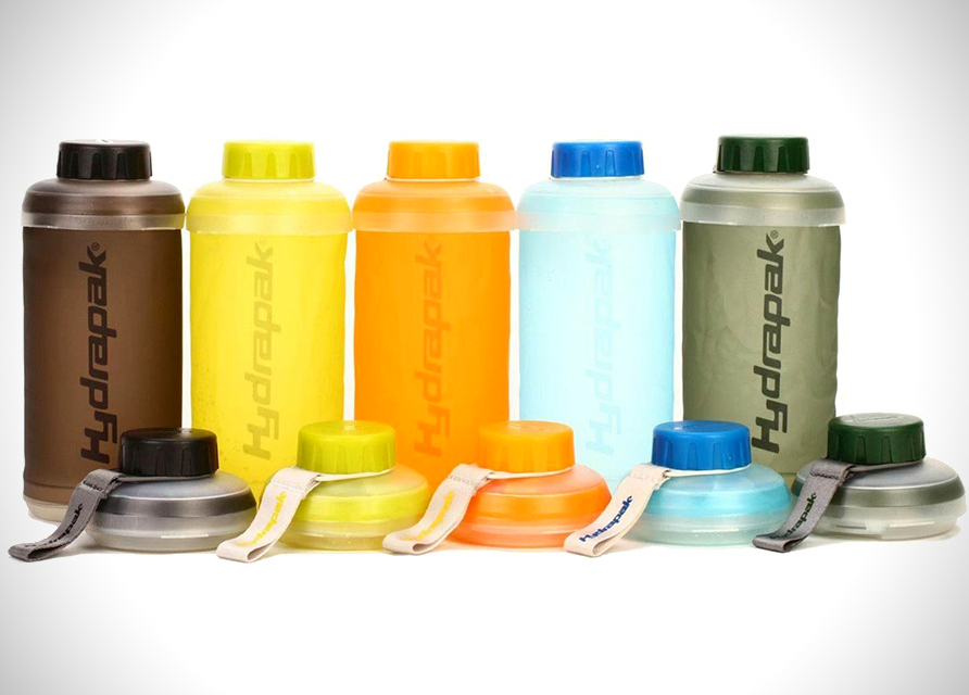 Keep Hydrated with the Hydrapak Stash Water Bottle ...