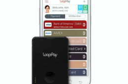 LoopPay Card Mobile Payment System – Leave your Wallet at Home