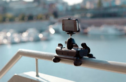 iFlow Pro Portable Dolly Adds Professionalism to your Videos