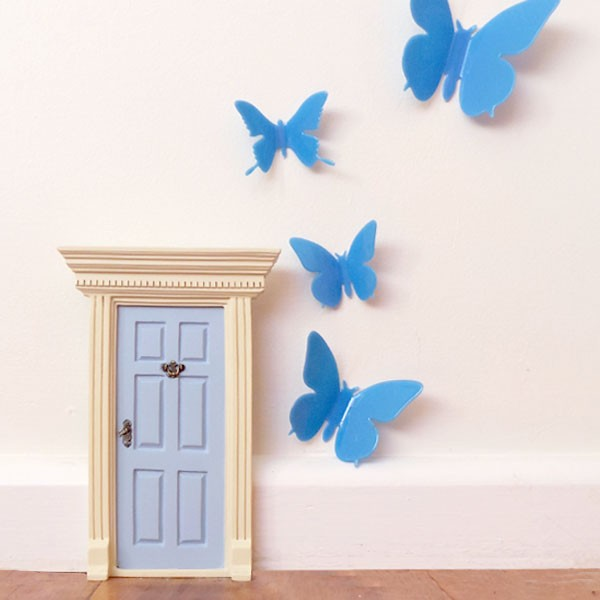 Create a magical portal with the 39 lil fairy door for Little fairy door accessories
