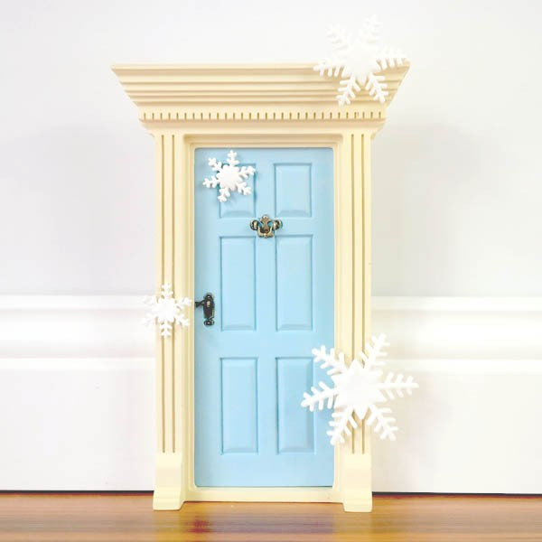 Create a magical portal with the 39 lil fairy door for The magic elf door