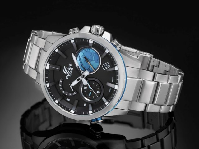 Casio Edifice Bluetooth Watch is the Watch for the World Traveler