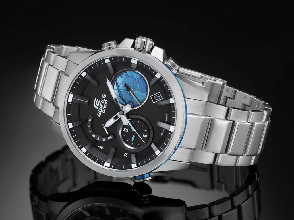 Casio Edifice Bluetooth Watch Is The Watch For The World