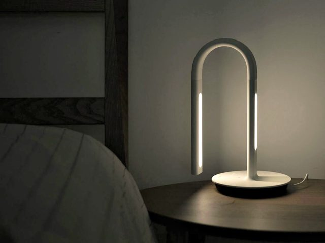 Eyecare Smart Lamp 2 Maximizes Eye Comfort Though Smartphone Integration