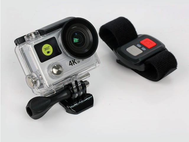 H8R 4K Action Camera is an Amazing Bargain