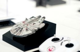 This is the Millennium Falcon Drone You've been Looking for