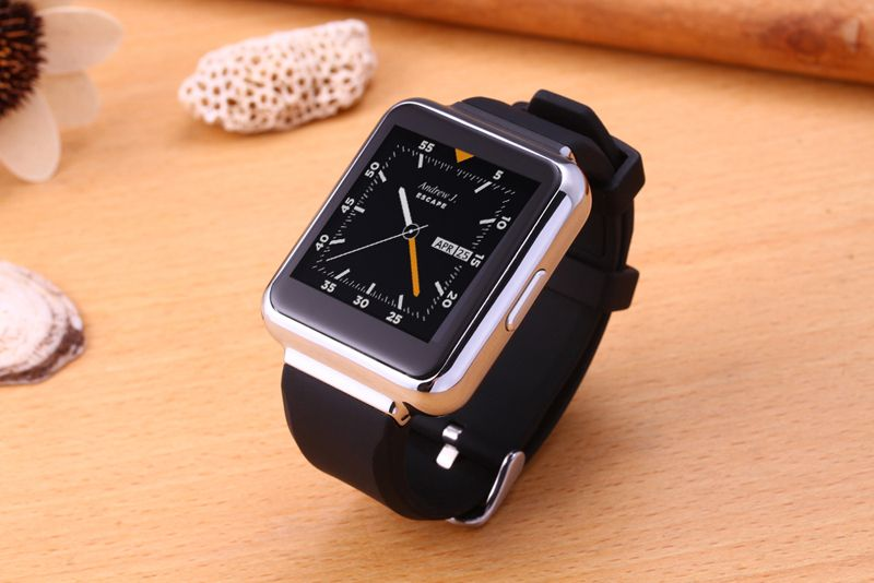 FINOW Q1 3G Smartwatch Phone with Android 5.1