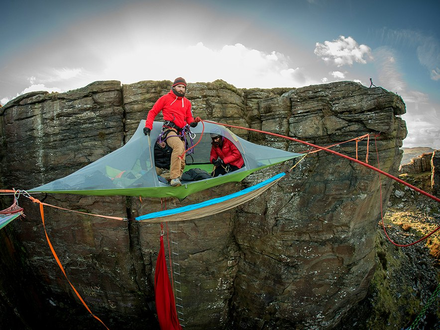 Tentsile Stingray Tent Lifts Elevated Camping To New
