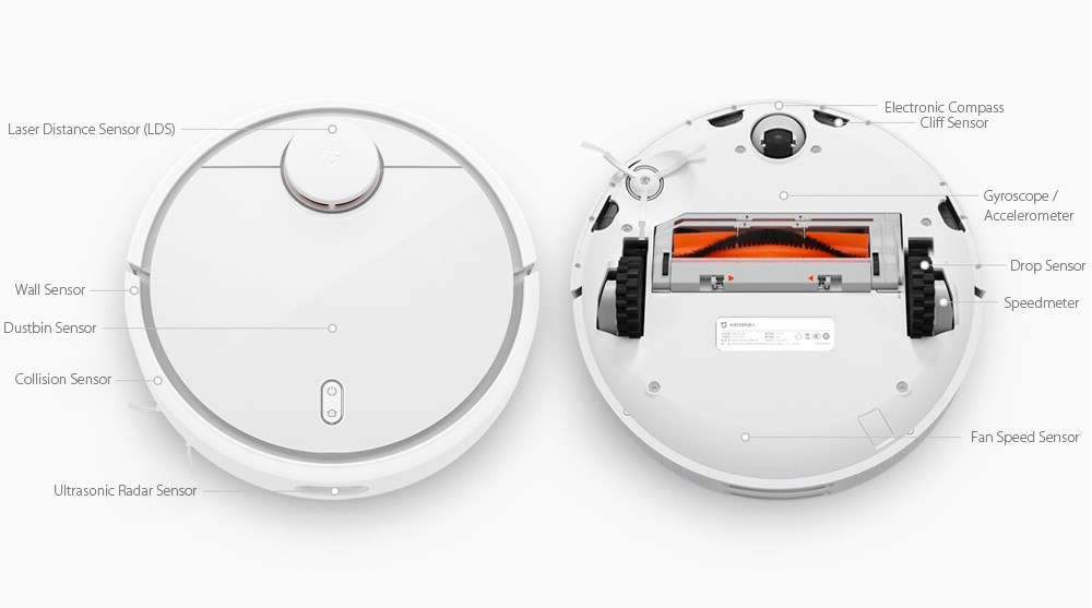 Xiaomi Robotic Vacuum Challenges The Roomba For The Robot
