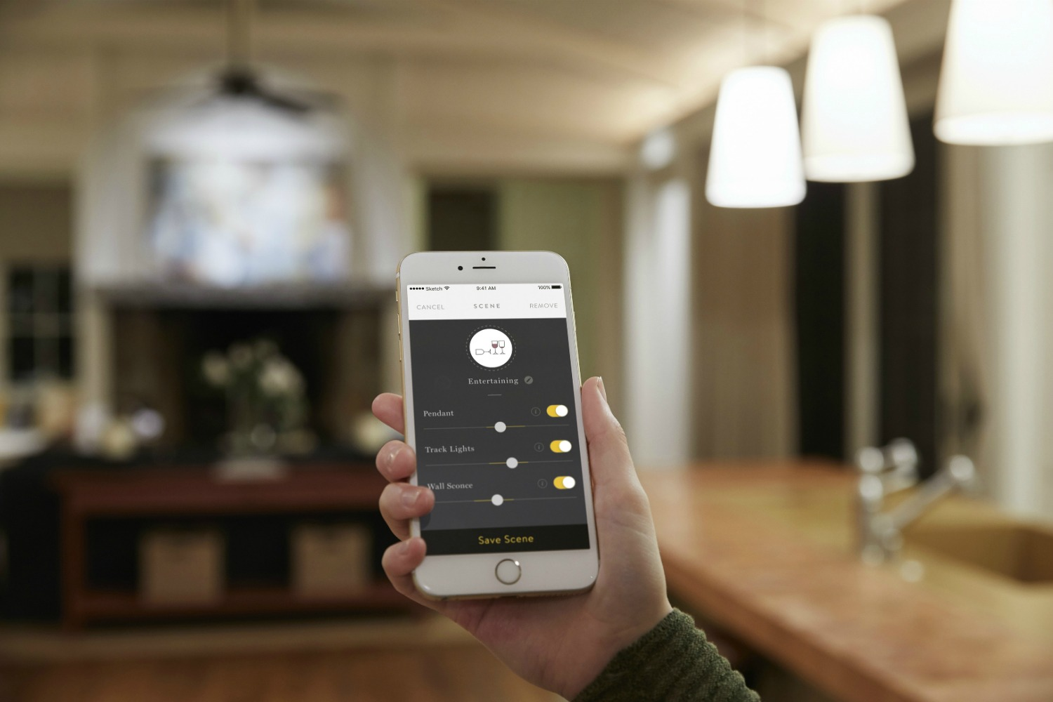 Noon Smart Lighting Without A Single Smart Bulb